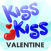"""KISS KISS"" Valentine's Day Greeting Generator"