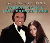 Johnny Cash | 16 Biggest Hits: Johnny Cash & June Carter Cash