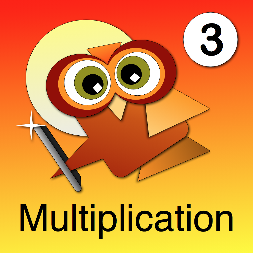 AppTutor G3M - Grade 3 Multiplication